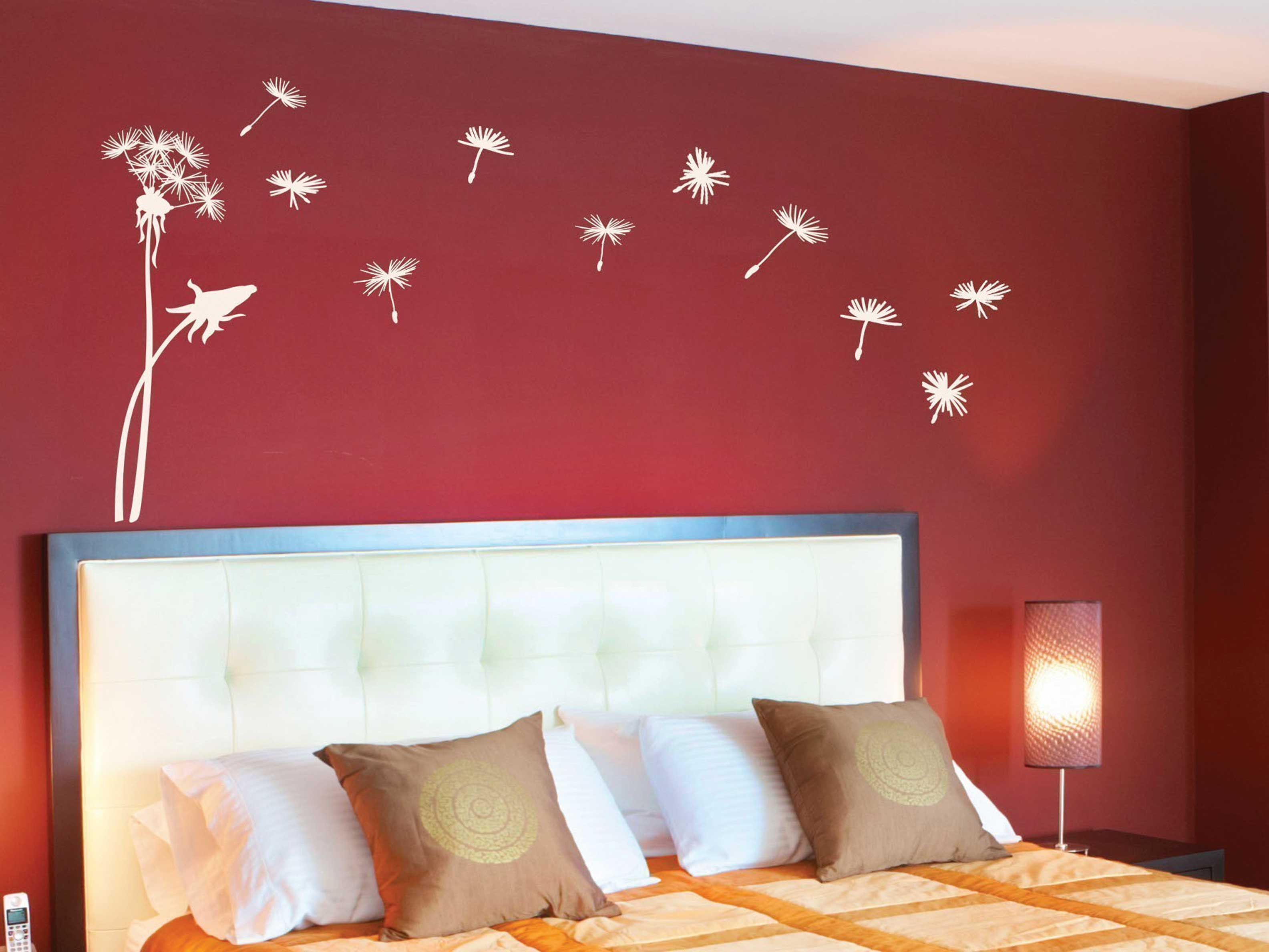 Interior wall painting colour combinations bed room - Interior Wall Painting Colour Combinations Bed Room 16