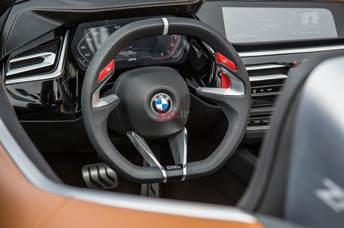 معرفی خودرو مشخصات بی ام و Z4 مشخصات بی ام و ماشین کروکی قیمت بی ام و Z4 شرکت بی ام و بی ام و رودستر Z8 بهترین بی ام و جهان آخرین مدل بی ام و در ایران BMW Z4 Roadster 2017