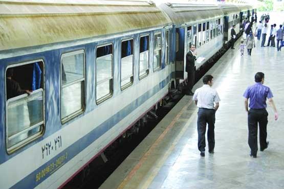 تصویر افزایش قیمت بلیت قطار