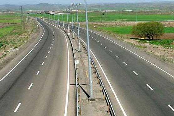 جاده اهر-تبریز