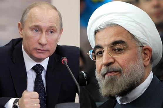 سوریه,پوتین,روحانی,روسیه