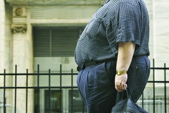 چاق, پری معده ,رضا کریمی