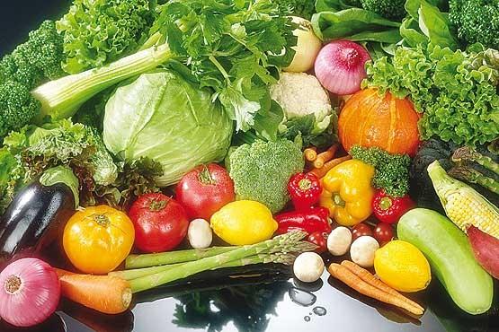 تغذیه,میوه,سبزیجات