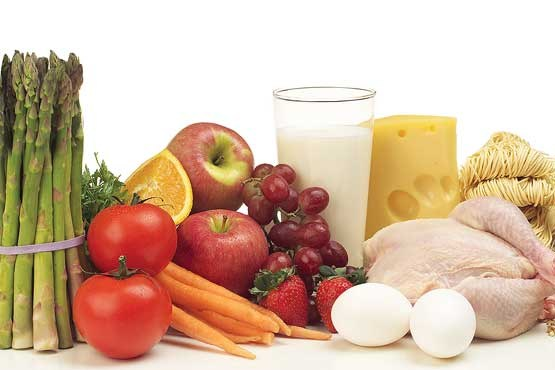اضافه وزن,تغذیه,رژیم غذایی,خوردن