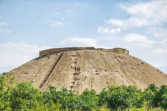 محوطه باستانی ازبکی