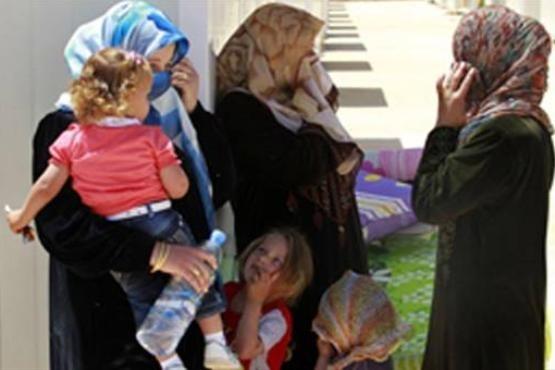 داعش,زنان باردار,عراق,مهاجرت ,آواره,60 هزار,سازمان ملل,بهداشتی,تروریسم
