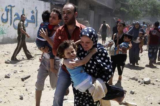 اخبار مربوط به غزه و فلسطین // اعلام رسمی پیروزی مقاومت در غزه و شکسته شدن محاصره بعد 8 سال