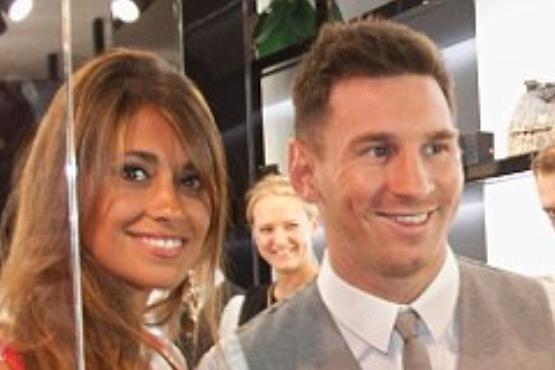 همسر لیونل مسی زن لیونل مسی بیوگرافی لیونل مسی