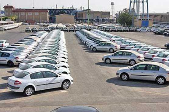 قیمت انواع خودروها در بازار ۶ آبان  ۹۳ +جدول
