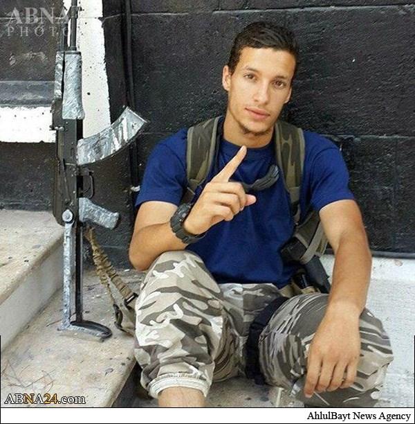 فابیو بوکاس زندگینامه کریس رونالدو جنایات داعش اعضای داعش اخبار داعش