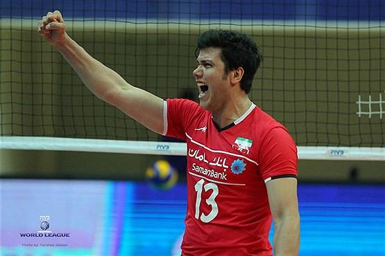 تصویر دردسر بزرگ برای والیبال ایران