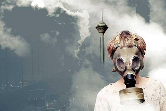 تصویر آلودگی هوا با جسم و روان ما چه میکند؟
