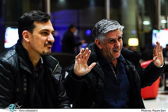 تصویر لوزانو: با ایران به المپیک میرسیم