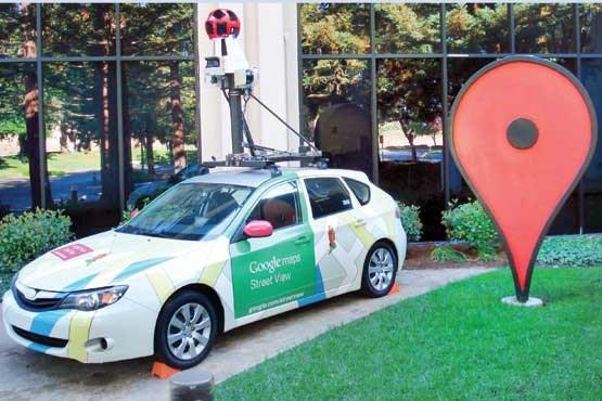 گردشگری مجازی با چشمان گوگل
