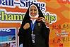 پرچمدار کاروان ایران در پارالمپیک ریو، دو و میدانیکار شد