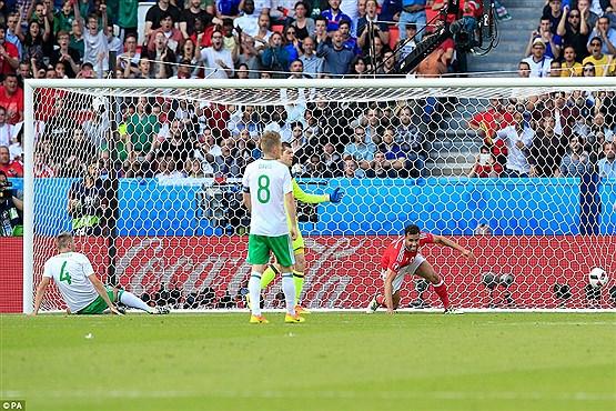 ورزش ایرلندشمالی جام جم ورزش - اژدها می تازد +گزارش تصویری