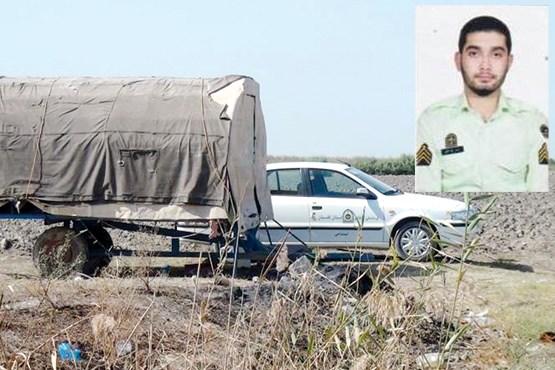 دستگیری عامل شهادت  مامور پلیس در آققلا
