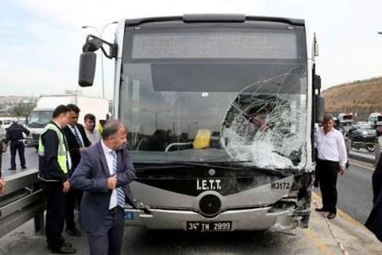 یک ایرانی بر اثر سانحه رانندگی در ترکیه جان باخت +عکس