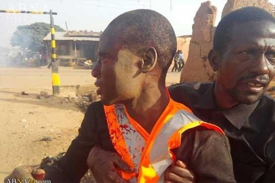 عاشورای خونین شیعیان نیجریه + عکس