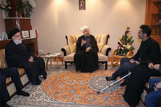 خانواده شهدا و ایثارگران همواره نزد ملت ایران عزیز و بزرگوار هستند