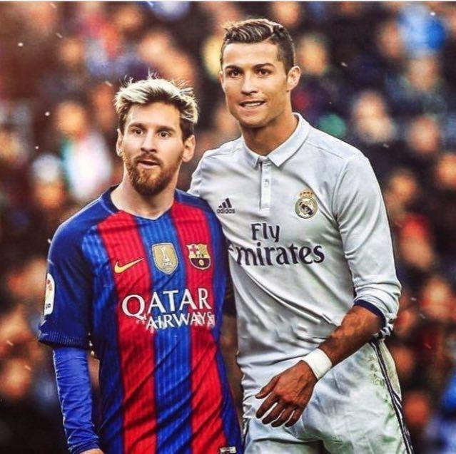 عکس/ ماندگارترین صحنه دیدار بارسلونا و رئال مادرید