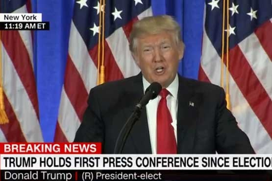 رئیس جمهور آمریکا؛ تحسین دیگران بویژه پوتین یک برگ برنده است
