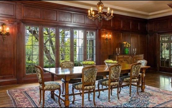 همسر آنجلینا جولی قیمت خانه لوکس قیمت خانه در آمریکا دکوراسیون خانه خانواده آنجلینا جولی خانه لوکس خانه آنجلینا جولی بیوگرافی آنجلینا جولی