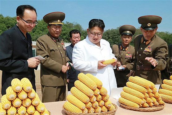 عکس های متفاوت از رهبر کره شمالی