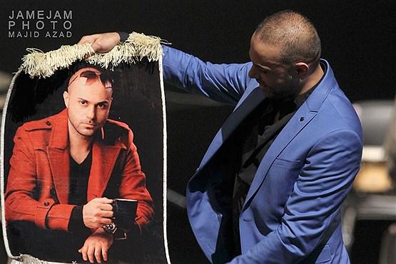 انتقاد حامی از برگزار نشدن کنسرتش در تالار وحدت