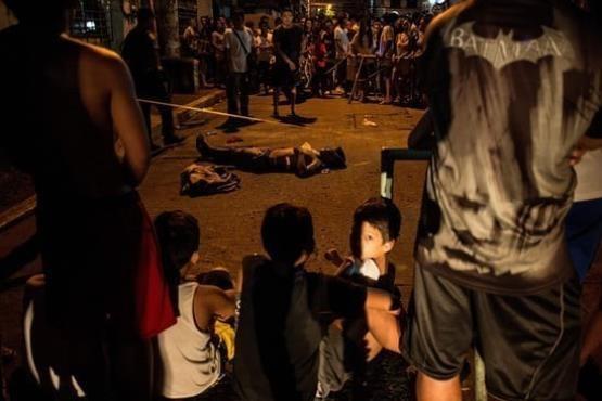 مبارزه با مواد مخدر در سایر کشورها قاچاقچی مواد مخدر فیلیپین کجاست رئیس جمهور فیلیپین بیوگرافی رودریگو دوترته اخبار فیلیپین