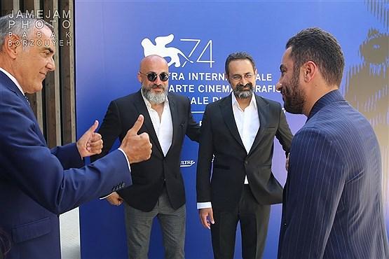 ونیز جشنواره شکل در فیلم فیلم موفقیت آب