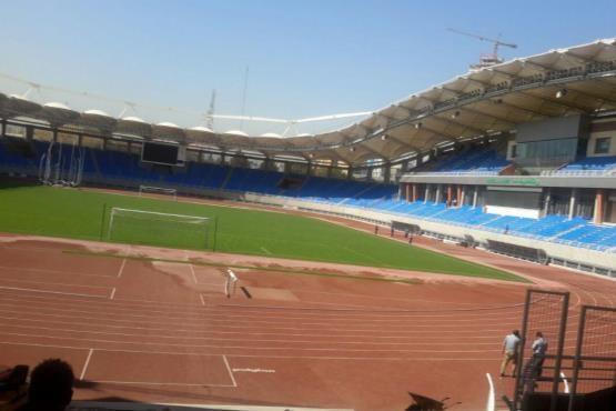 ورزشگاه امام رضا (ع) آماده افتتاح