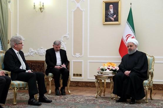 استحکام برجام تسهیل کننده گسترش روابط اتحادیه اروپا با ایران است