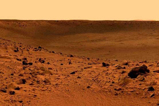 مریخ میکروب دارد! +عکس