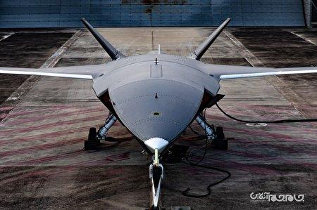 آزمایش موفق پهپاد جنگی بوئینگ روی باند فرودگاه+عکس