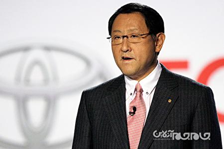 موضع منفی مدیرعامل تویوتا نسبت به انقلاب خودروهای برقی+عکس