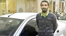 ماجرای خودکشی پسر جوان در اتوبان امام علی/ گفتگو با مردی که فرشته نجات شد