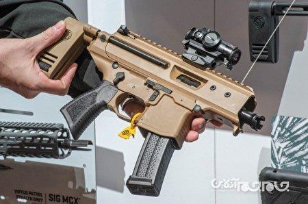 مسلسل دستی زیگ زائور MPX Copperhead؛ انتخاب ویژه ارتش آمریکا+عکس