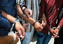 ۲۰ شرور مسلح و مجرم در زاهدان دستگیر شدند