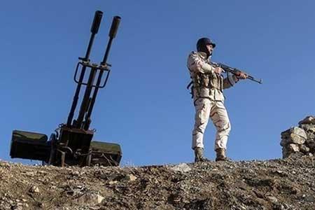 انهدام باند اشرار مسلح و معاندان نظام در سراوان / شهادت یکی از مرزبانان غیور (+عکس)