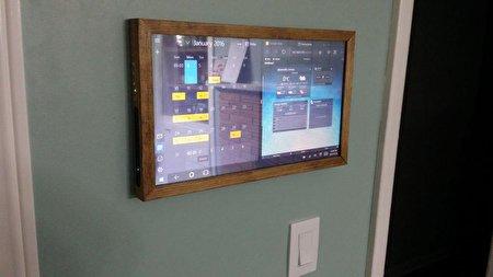 مک بوکها میتوانند یک دیوار یا هر سطحی را به دستگاه ورودی لمسی تبدیل کنند