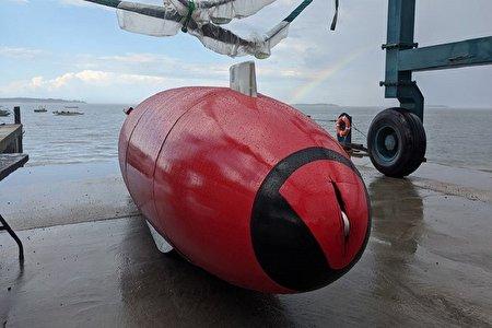 معرفی زیردریایی نسل آینده (+عکس)