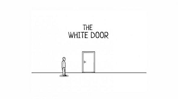 بازی The White Door با گرافیک ساده و داستان محور