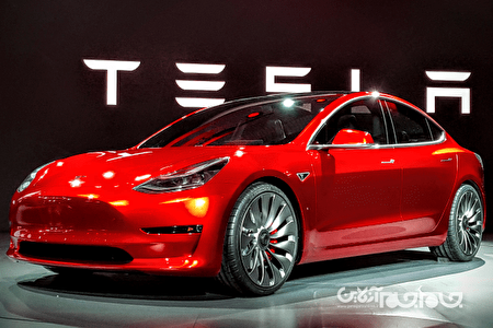 رسیدن تسلا به رکورد تولید نیم میلیون خودرو در سال ۲۰۲۰+عکس