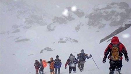 5 کوهنورد مفقودی در ارتفاعات دریاچه تار دماوند پیدا شدند