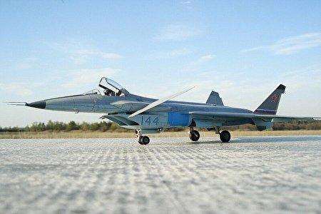 روسیه جنگنده فضایی ساخت