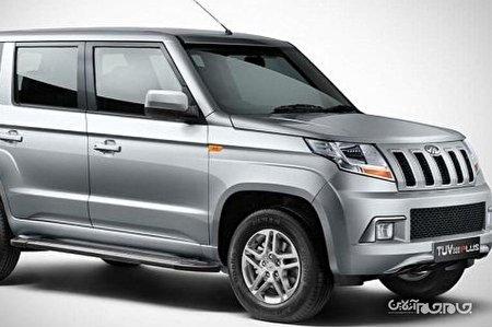 برنامه های ماهیندرا برای بازار خودرو هند+عکس