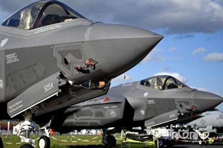 افزایش تعداد جنگندههای اف-۳۵ آمریکا در مرز روسیه+عکس