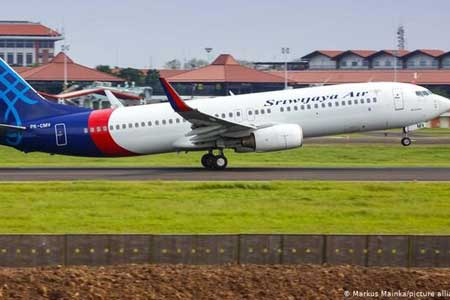 احتمال شناسایی بقایای هواپیما در سانحه هوایی اندونزی