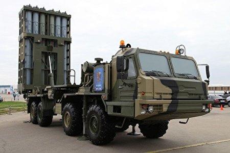 مجهز شدن ارتش روسیه به پدافند موشکی جدید اس-۳۵۰